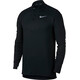 Nike Dry Element LS 1/2 Zip Running Top Men black